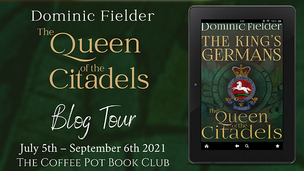 The Queen of the Citadels Tour Banner.pn