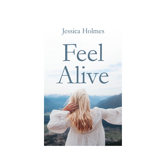 Feel Alive Book Cover