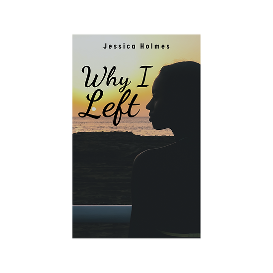 Why I Left Book Cover