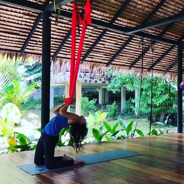Aerial Yoga - Open Level