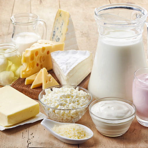Delivering dairy goodness from farm to fridge