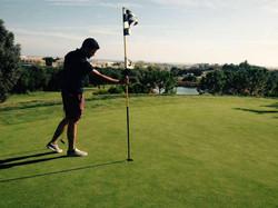 Nick Benamar Golf