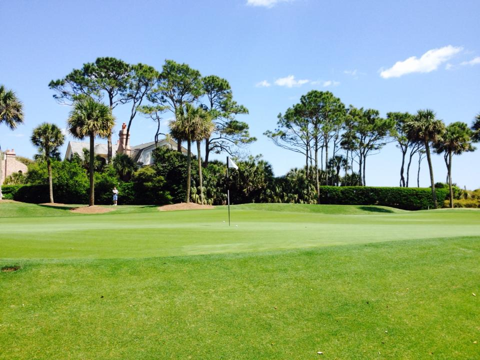 Sea Pines Ocean Course