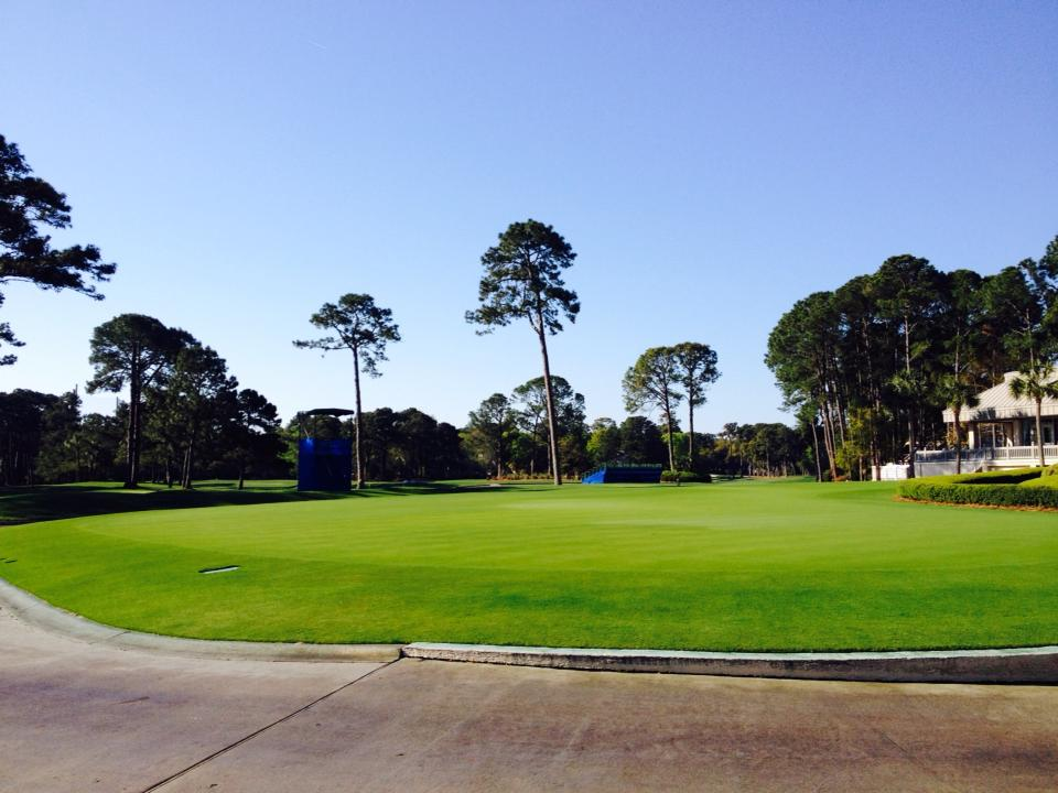 Harbour Town Putting Green