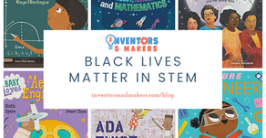 Black Lives Matter in STEM - Children's Book Recommendations