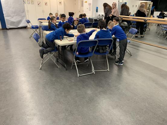 KS1 school workshop