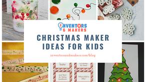 Maker Ideas for Christmas