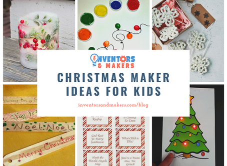 Maker Ideas for Christmas
