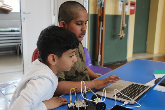 Programming Collaboratively