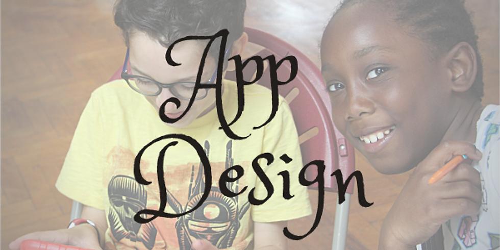App Design 2-Day Camp (Y3-Y6)