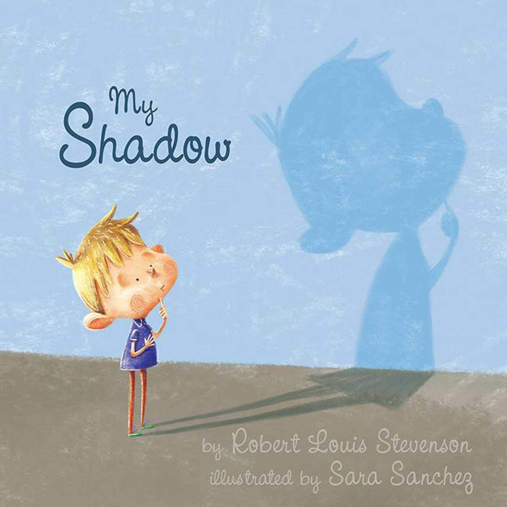 My Shadow Children's Book by Robert Louis Stevenson