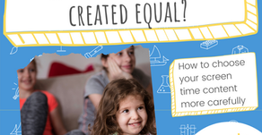 Is All Screen Time Created Equal?