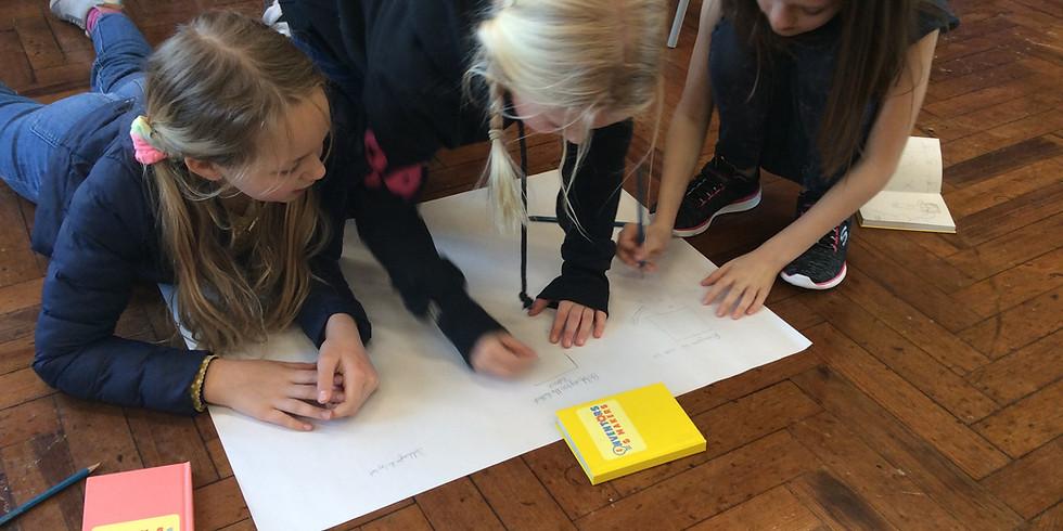 Designing & Making (ages 8-11)