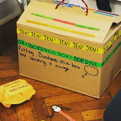 The Boredness Box