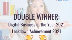 Winner: Digital Business of the Year & Lockdown Achievement