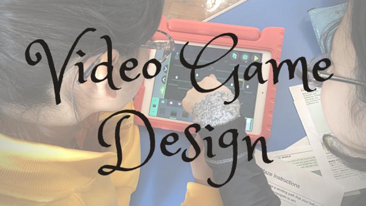 Video Game Design 2-Day Camp (Y3-Y6)