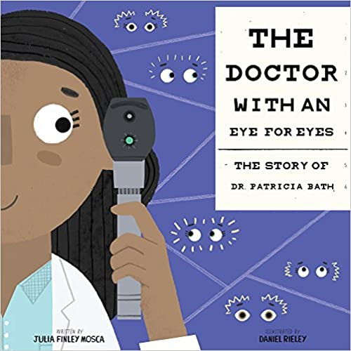 The Dr with an eye for eyes book cover