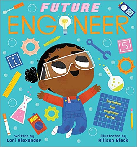 Future Engineer Book cover