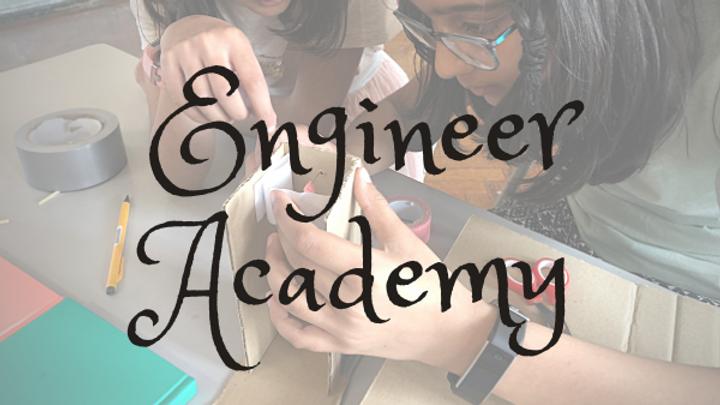 Engineer Academy 3-Day Camp (Y3-Y6)