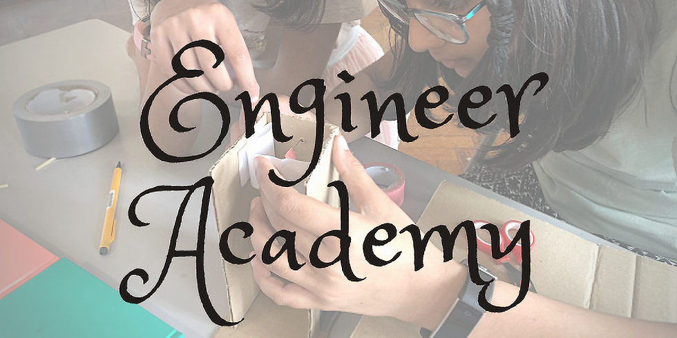 Thurs Engineer Academy (School Years 3-6)