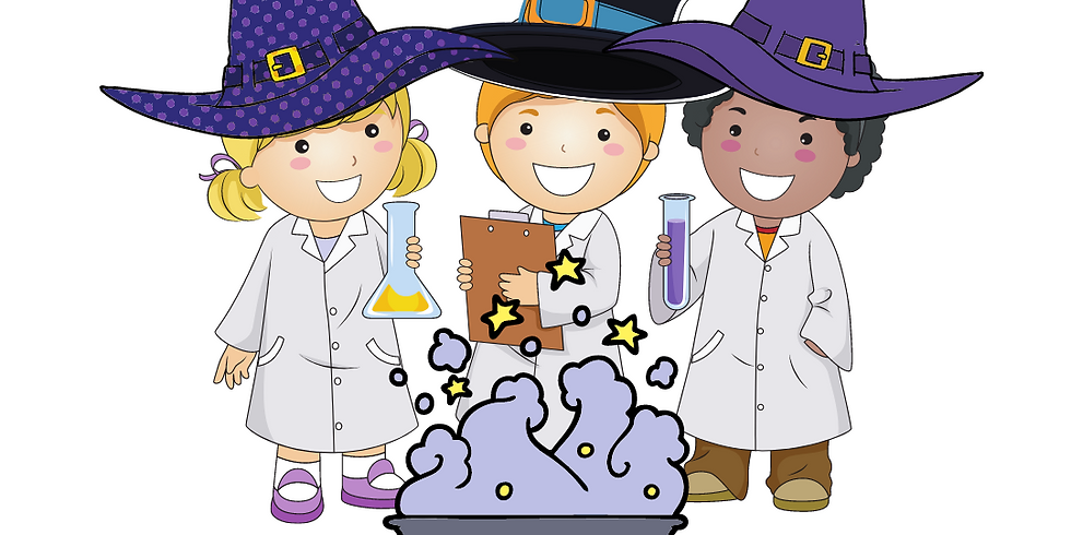 After-School: Hocus Pocus Potions Little STEAMers (2-5 year olds)