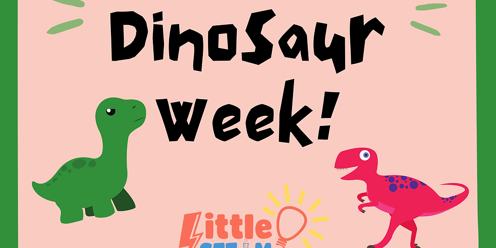 After-School: Discover Dinosaurs Little STEAMers