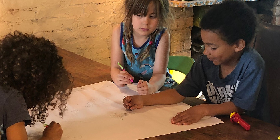 Mini Makers (ages 5-7)