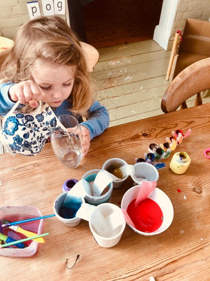 Exploring with colour science