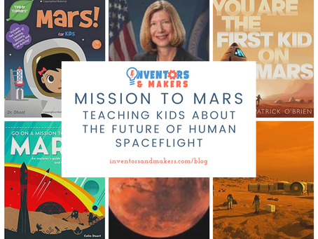 Mission to Mars: Teaching Kids about the Future of Human Spaceflight
