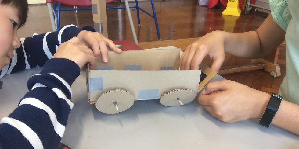 Virtual Machine Building (school years 3-7)