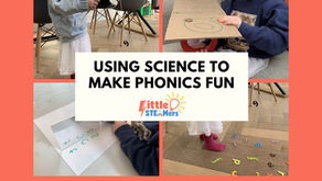 Using Science to Make Phonics Fun