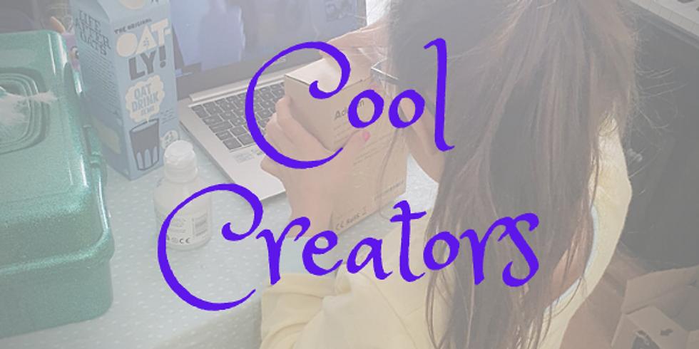 Fri Cool Creators (Reception & Year 1)