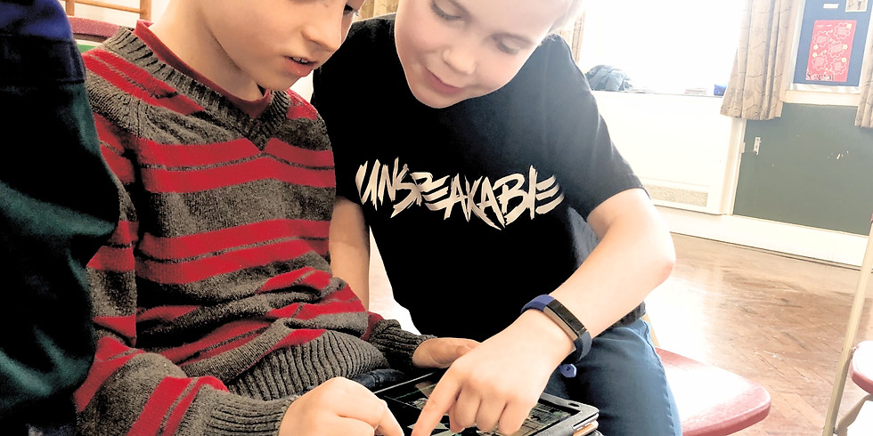 Video Game Making (ages 8-12)