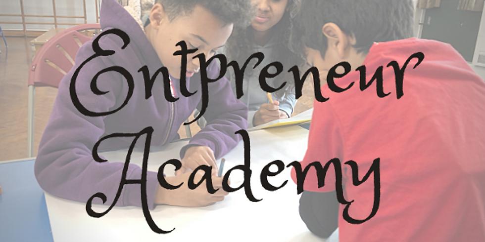 Entrepreneur Academy 4-Day Camp (Y3-Y6)