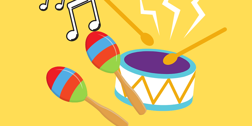 After-School: Sound Science Little STEAMers (2-5 year olds)