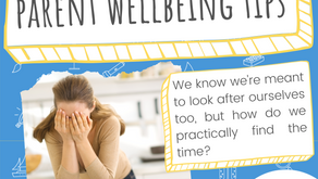 Achievable Tips for Parent Wellbeing
