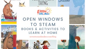My Top Stories to Open Windows to STEAM