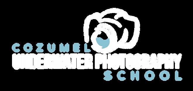 Cozumel Underwater Photography School Logo