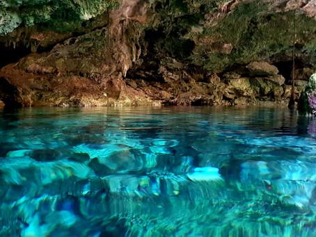 The Origin of Cenotes
