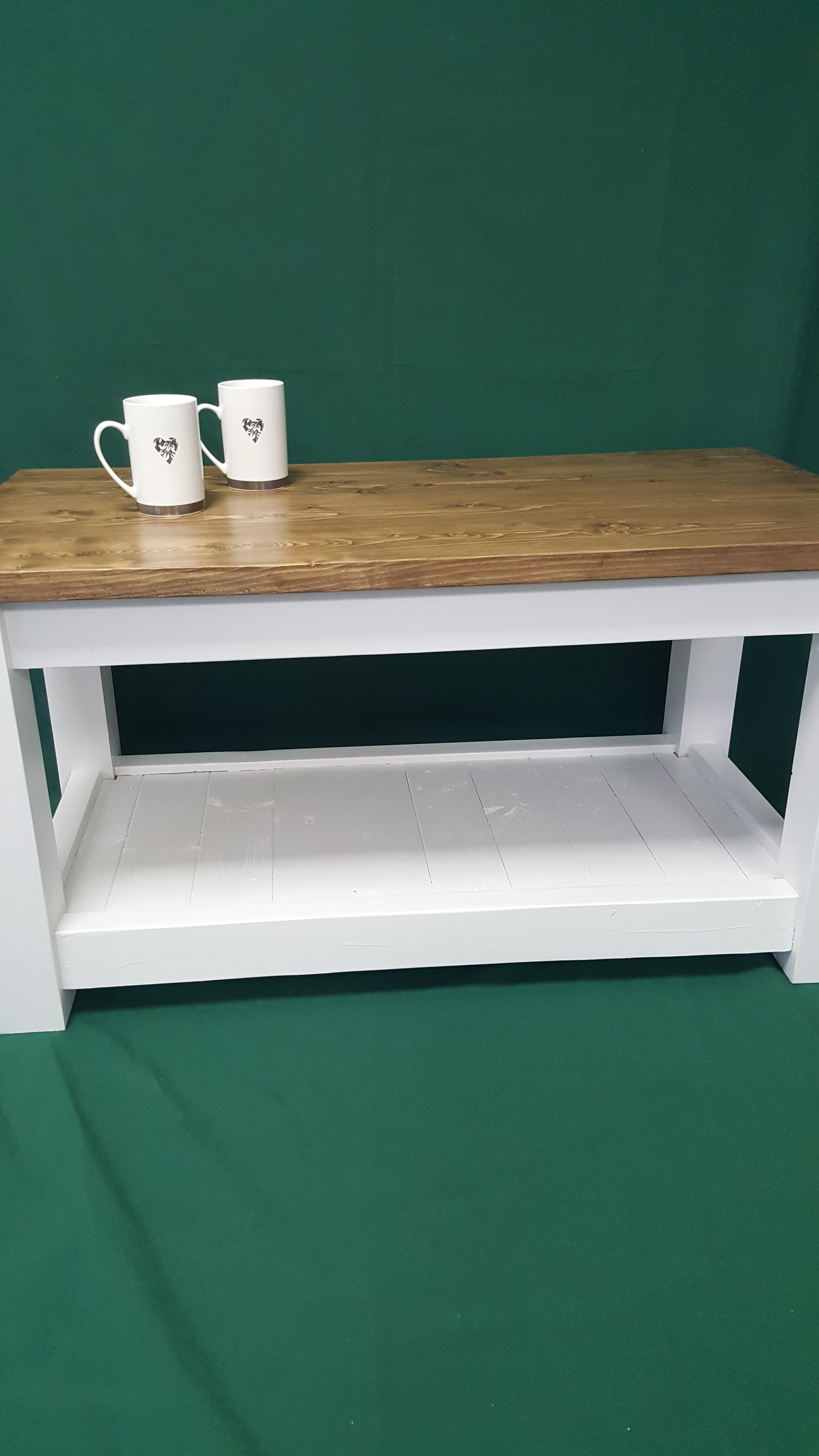 handmade coffee table shropshire