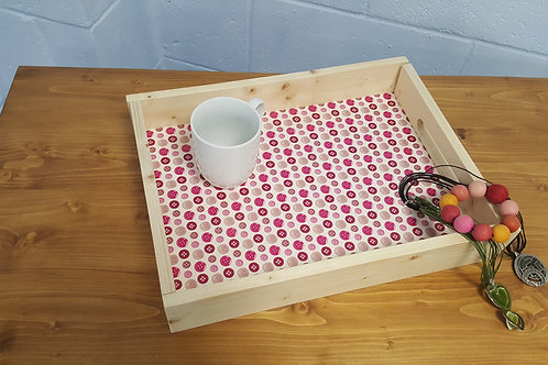 Buttons Tea Tray