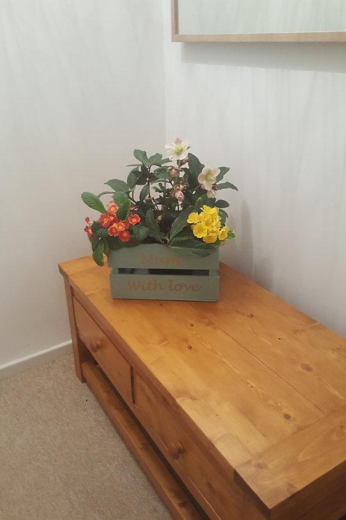 Handmade Gift Crate