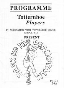 1989 Jack up the Beanstalk - Programme F
