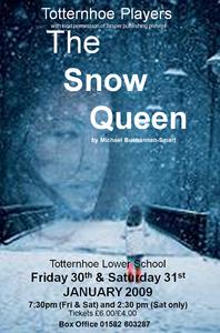 2009 Snow Queen Poster.bmp