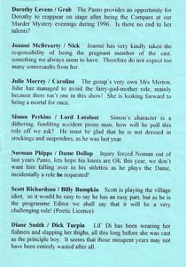 1997 Dick Turpin - Programme Cast 3-1.jp