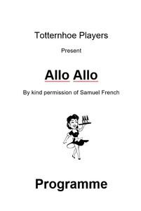 2003 allo Allo - Programme 1.jpg