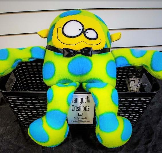 Guchi Monster Doll