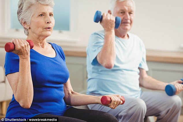 Exercising the brain against Dementia
