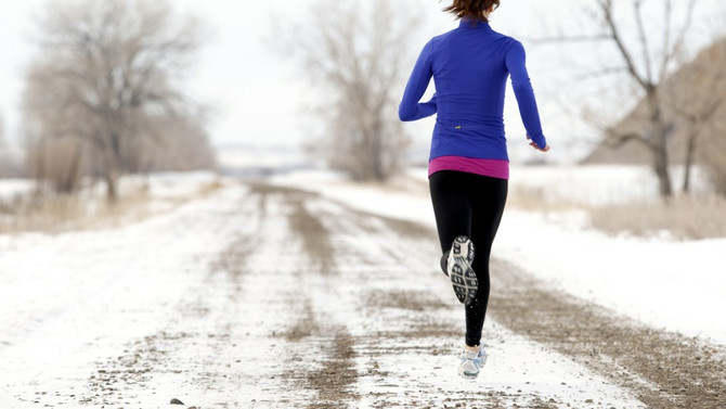 Finish the winter fit and healthy