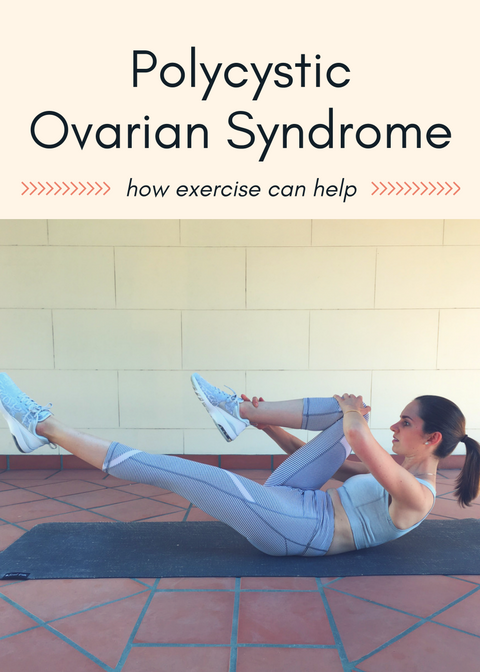 Polycystic Ovarian Syndrome: how exercise can help